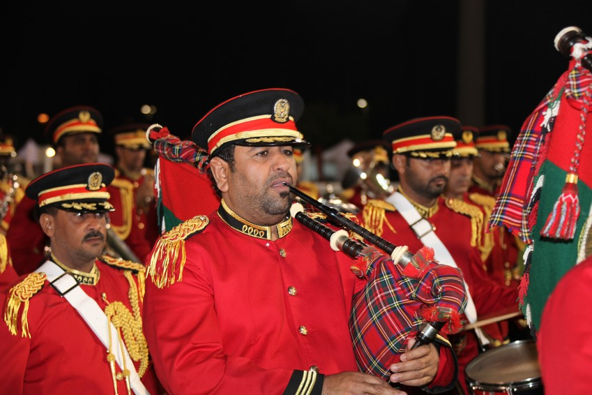 Abu Dhabi Police Music Band United Arab Emirates