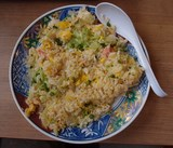 crab rice dish cuisine japonaise japan cook nipon