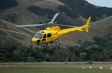 Helicocean New Caledonia Eurocopter Ecureuil F-OIAH AS350 B2 take off