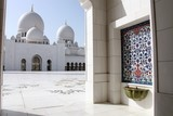 Sheikh Zayed Grand Mosque is large enough to accommodate over 40,000 worshipers