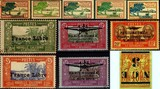 Postage Stamps of New Caledonia 1881 to 1941