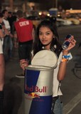 Red Bull sexy commercial exotic model energy drink