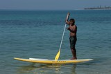 Stand up paddle Nouméa Nouvelle-Calédonie New Caledonia watersports